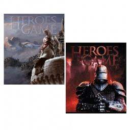 Купить Тетрадь в клетку Пересвет «Герои игр». В ассортименте