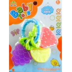 фото Погремушка Baby Toys «Ягодки»