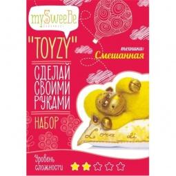 фото Набор для изготовления мягкой игрушки mySweeBe «Овечка»