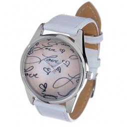 Купить Часы наручные Mitya Veselkov Love MV.White