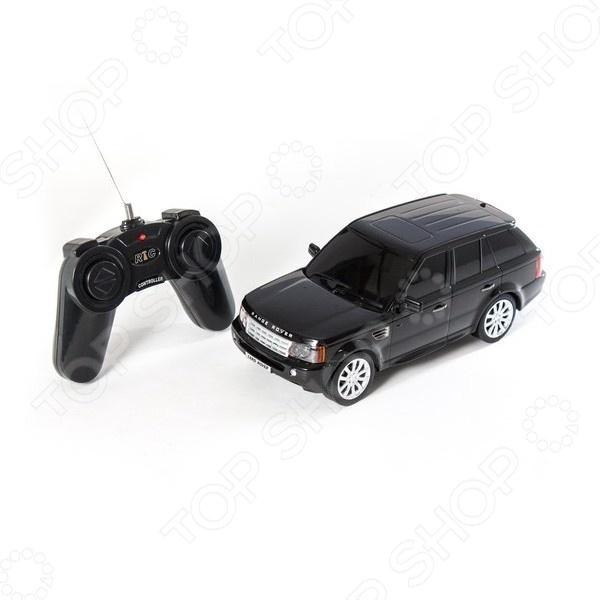 Машинка на радиоуправлении 1:24 Rastar Range Rover sport. В ассортименте