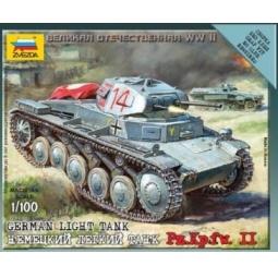 Купить Сборная модель Звезда немецкий танк Т-II