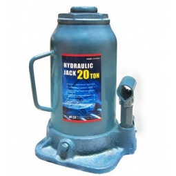 Домкрат гидравлический бутылочный Megapower M-91003 - фото 9