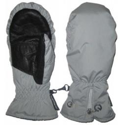 Купить Варежки GLANCE Donna mitten (2013-14). Цвет: серый