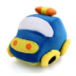 фото Мягкая игрушка развивающая Жирафики «Машинка»
