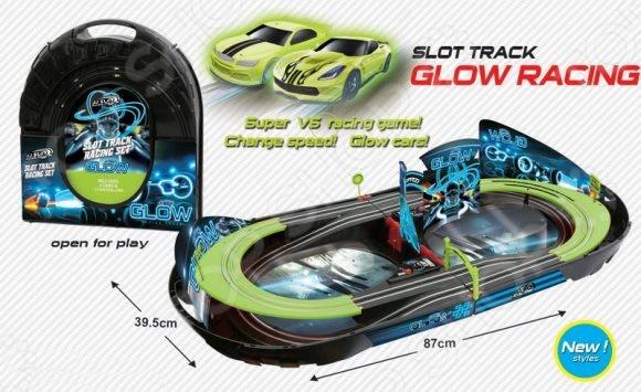 Набор игровой для гонок Shantou Gepai «Автотрек» JJ91-2