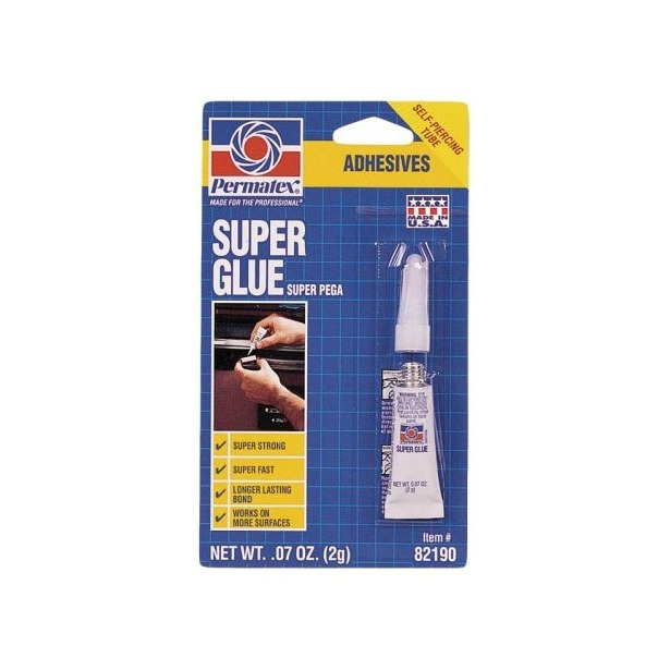 фото Суперклей универсальный Permatex PR-82190 Super Glue