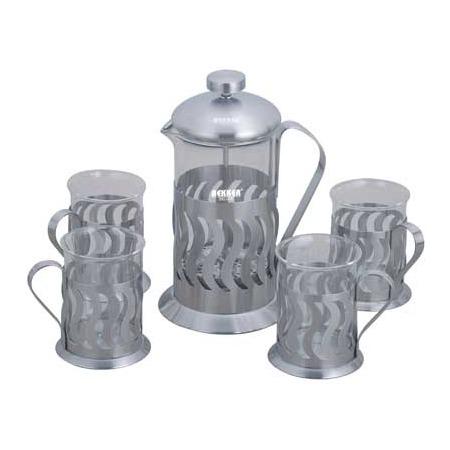Купить Чайно-кофейный набор Bekker BK-367 DeLuxe