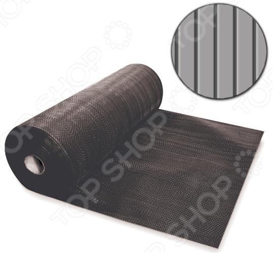 Коврик-дорожка против скольжения Vortex «Полоска» коврик дорожка vortex zig zag против скольжения цвет черный 5 мм 0 9 х 10 м