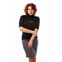 фото Водолазка Mondigo XL 9006. Цвет: черный. Размер одежды: 48