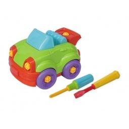 Купить Конструктор для малышей «Машина»
