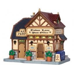 Купить Домик керамический Lemax «Почтовое отделение»