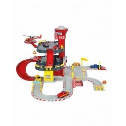 фото Набор игровой для мальчика Majorette «Парковка пожарная станция» Creatix