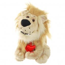 Купить Мягкая игрушка интерактивная «Львиное Сердце»