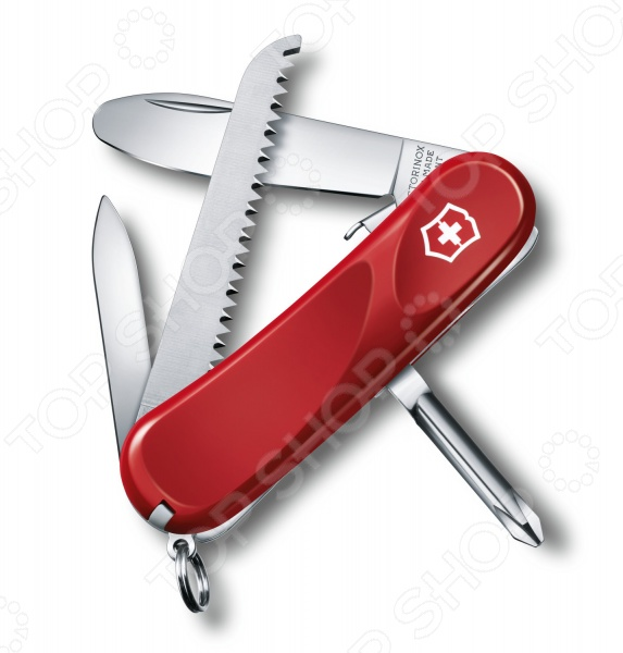 Нож перочинный Victorinox Junior 09 2.4213.SKE