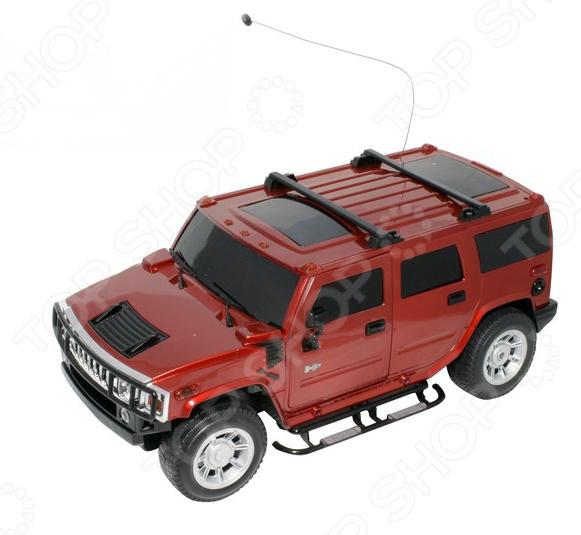Машинка на радиоуправлении 1 Toy HUMMER H2