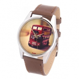 фото Часы наручные Mitya Veselkov «Лондонский автобус»