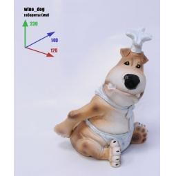 Купить Подставка для вина Drivemotion «Собака»