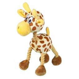 фото Игрушка для собак DEZZIE «Жираф» 5635826