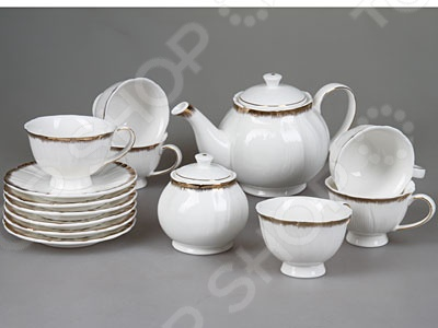 Чайный сервиз Rosenberg 8707