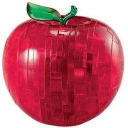 Купить Кристальный пазл 3D Crystal Puzzle «Яблоко красное»