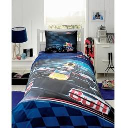 фото Детский комплект постельного белья TAC Redbull racing