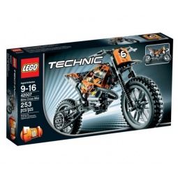 фото Конструктор LEGO Кроссовый мотоцикл