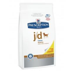 Купить Корм сухой диетический для собак Hill's J/D Prescription Diet Canine Mobility