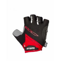 фото Перчатки велосипедные вентилируемые Atemi AGC-04. Цвет: красный. Размер: XL