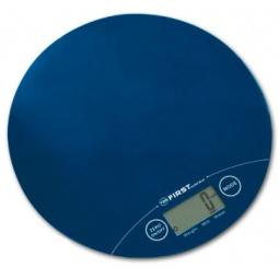 фото Весы кухонные First 6400-1. Цвет: голубой