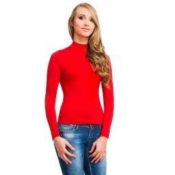 фото Водолазка Mondigo 264. Цвет: красный. Размер одежды: 44