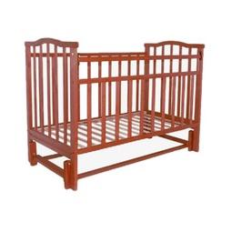 фото Кроватка детская Агат Золушка-5. Цвет: вишневый