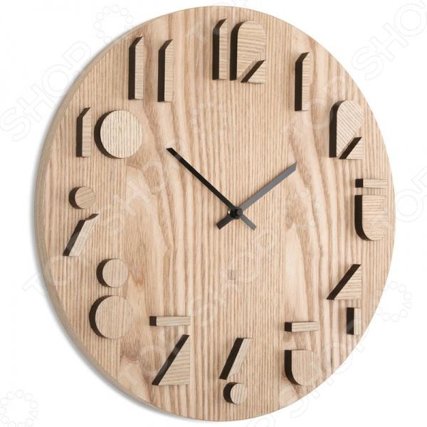 Часы настенные Umbra Shadow