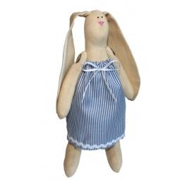Купить Набор для изготовления текстильной игрушки Кустарь «Зайка Раиса»