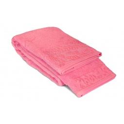 фото Полотенце Tete-a-Tete махровое Т-МП-7185. Размер: 90х150 см. Цвет: розовый