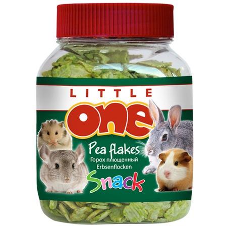 Купить Лакомство для грызунов Little One «Горошек плющеный»