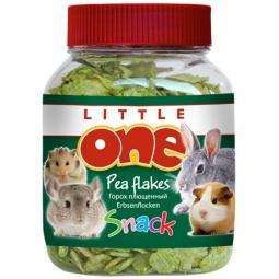 фото Лакомство для грызунов Little One «Горошек плющеный»