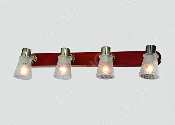 Светильник настенно-потолочный Rivoli Satiro-W C-4 это светильник, способный служить как дополнительным, так и основным источником света в небольшой комнате . Потолочный светильник подходит для комнаты с низким потолком, поскольку занимает совсем немного места. Дизайн светильника это важный акцент интерьера. Вместе с бра или подсветкой он создает интересный световой ансамбль, преображающий комнату. Два варианта установки: настенное или потолочное.
