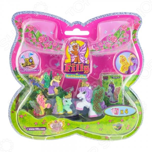 Игровой набор фигурок Dracco «Волшебная семья» NinaИгровые наборы с персонажами мультфильмов, сказок и комиксов<br>Игровой набор фигурок Dracco Волшебная семья Nina это комплект детализированных фигурок, которые точно понравятся вашему ребенку. Насыщенные цвета игрушки привлекут внимание ребенка и позволят надолго погрузиться в игру. Яркий набор может стать подарком для любой девочки, ведь такие фигурки подойдут для создания настоящих историй про принцесс и их приключения. Игра с фигуркой развивает в ребенке не только фантазию, но и мелкую моторику рук, логическое мышление и воображение. Все детали набора достаточно прочные и они абсолютно безопасны для ребенка.<br>