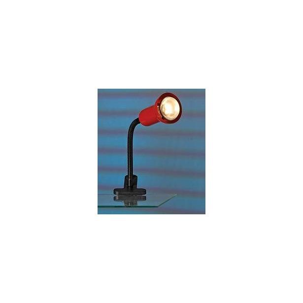 фото Настольная лампа офисная на прищепке Lussole Warshawa LST-4534-01