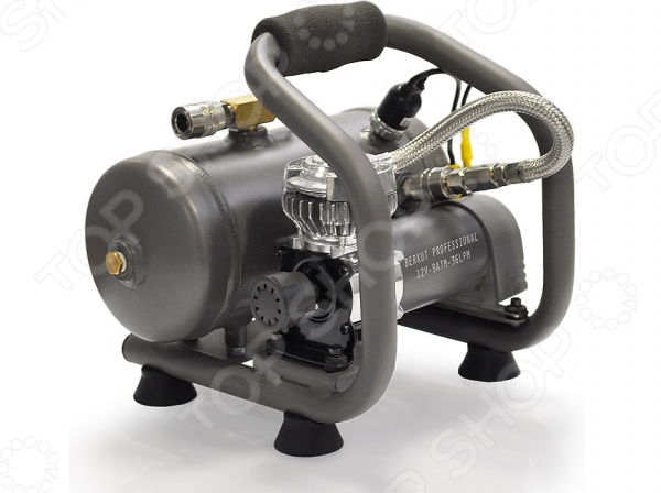 Компрессор автомобильный BERKUT SA-03 компрессор для шин 12v 14