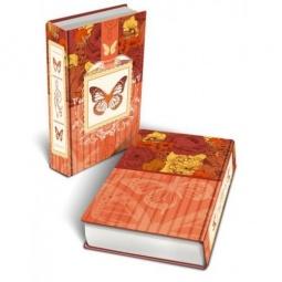 фото Книга-шкатулка Феникс-Презент «Осенняя бабочка»