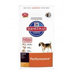 фото Корм сухой для собак Hill's Science Plan Performance