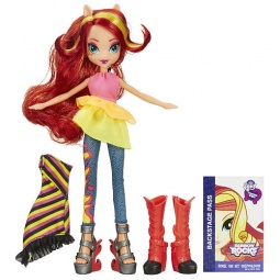 фото Кукла с аксессуарами Hasbro A9248 «Сансет Шиммер»