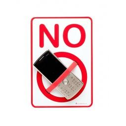 Купить Подставка для телефона Monkey Business «Запрет»