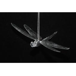 Купить Елочное украшение Crystal Deco «Стрекоза» 1707708