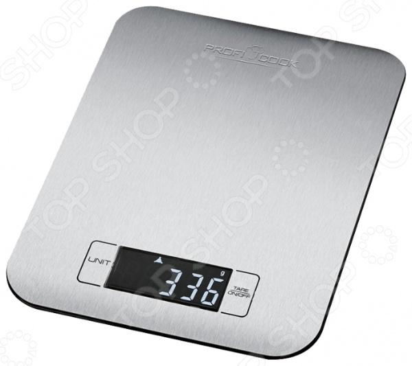 Весы кухонные Profi Cook PC-KW 1061 весы кухонные profi cook pc kw 1061 серебристый