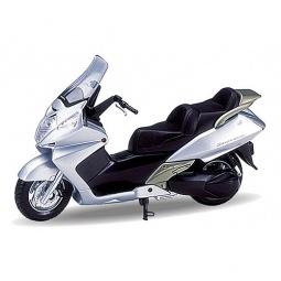 Купить Модель мотоцикла 1:18 Welly Honda Silver Wing. В ассортименте