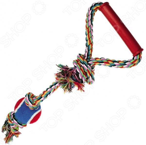 Игрушка для собак DEZZIE «Веревка №1» большую мягкую игрушку собаку лежа в москве