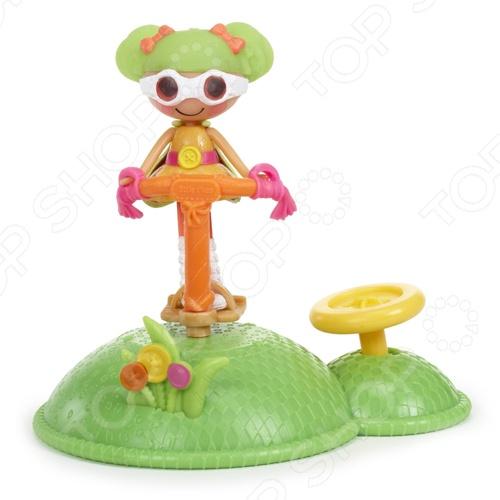 Кукла Lalaloopsy на ходулях